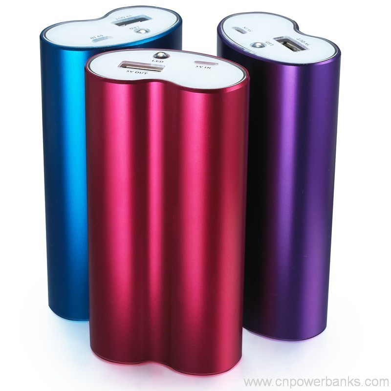 Home / 5001-10000mah / 5200mAh Portable Battery Pack