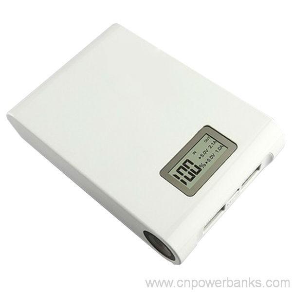 ... / 12000mah big capacity usb charger power bank for laptop IPhone